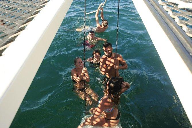 Marlin del Rey Catamaran Snorkel Sunset Cruise from Tamarindo, Tamarindo, COSTA RICA