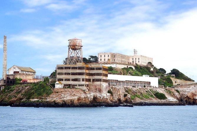 Alcatraz with Bay Cruise, San Francisco, CA, UNITED STATES