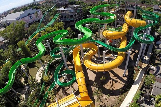 Waterbom Bali And South Bali Day Tour, ,