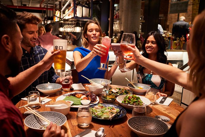 3-Course Progressive Dinner Experience in Brisbane, Brisbane, AUSTRALIA