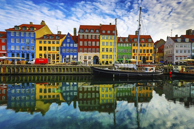 Arrival Private Transfer Copenhagen Airport CPH to Copenhagen by Luxury Van, Copenhague, DINAMARCA