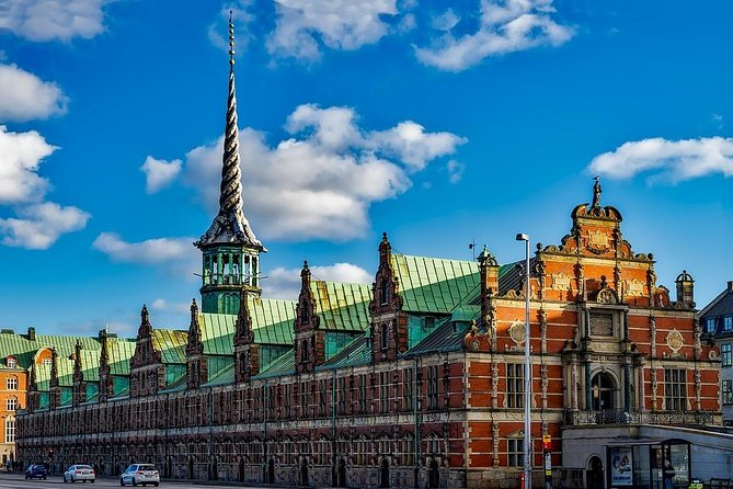 Private Transfer from Copenhagen Port to Copenhagen CPH by Luxury Car or Van, Copenhague, DINAMARCA