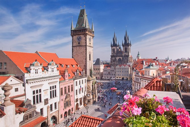 MORE PHOTOS, Private Transfer: River Cruise Dock Nuremberg to Prague: Port / Harbor transport