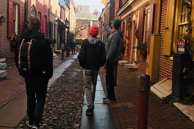 Visita a pie por el casco antiguo de la ciudad de Filadelfia, Filadelfia, PA, ESTADOS UNIDOS