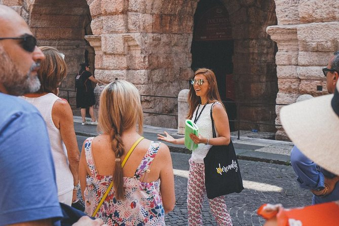 Verona Arena guided Tour with Fast Track entrance, Verona, ITALIA