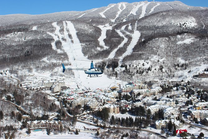 Mont-Tremblant Helicopter Tours, Mont-Tremblant, CANADA