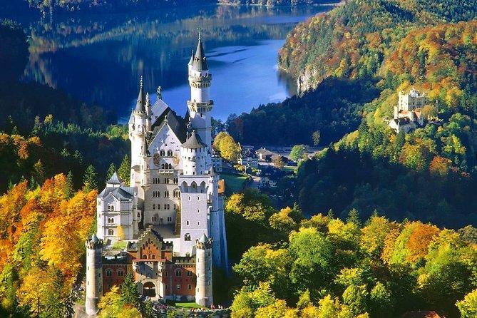 King Ludwig Castle Tour And Transfer To Munich Airport From Garmisch-Partenkir, Garmisch Partenkirchen, GERMANY