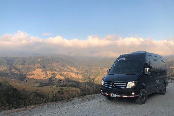 Shared Shuttle from Mal Pais to Monteverde | PM, Santa Teresa, COSTA RICA