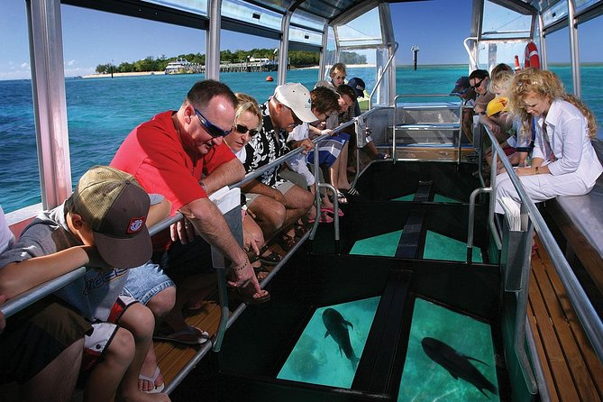 Explore the tropical paradise of Green Island on a half day trip from Cairns. Enjoy around two hours exploring the Great Barrier Reef island with time to snorkel and take a glass-bottom boat. You can even take an optional semi-submersible submarine tour to get close to the reef without getting wet.
