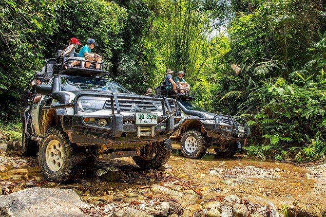 MÁS FOTOS, Adventure Off Road Safari to Khao Lak National Park