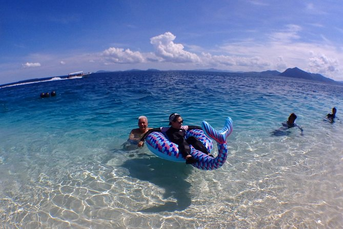 We cater 3 daily routine routes.<br>A. Tun Sakaran Marine Park (hiking & snorkelling)<br>B. Mataking, Timba-Timba & Pandanan (95% to spot the turtles in Timba-Timba)<br>C. Mabul & Kapalai (surrounding with luxury resorts and bajau local village)