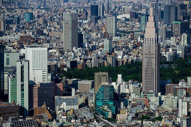 MÁS FOTOS, [25 Minutes] Tokyo Tour: Tokyo Skyscraper Tour