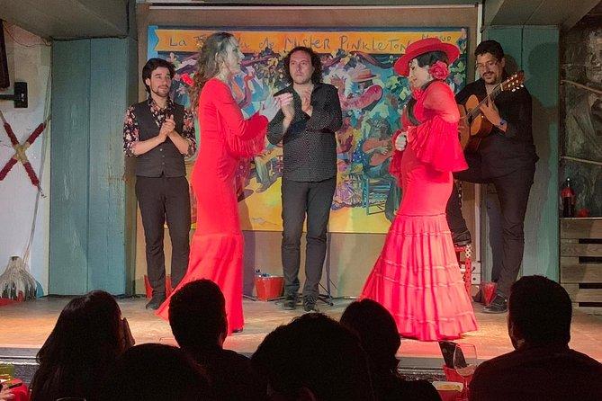 Skip the Line: Flamenco Show Ticket in Madrid at La Taberna de Mister Pinkleton, Madrid, ESPAÑA