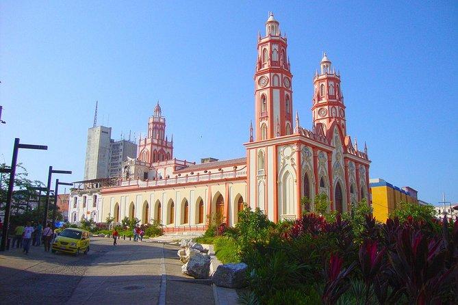 Transporte de Cartagena a Barranquilla, Cartagena de Indias, COLOMBIA