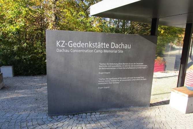 Guided Dachau Concentration Camp Memorial Site Tour with Train from Munich, Munich, ALEMANIA