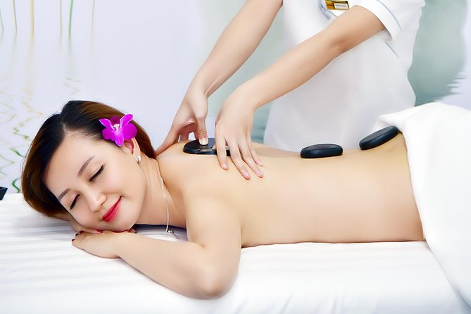 Hot Stone Massage with Special Switzerland Oil Blend, Ho Chi Minh, VIETNAM