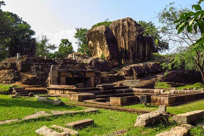 Private Day Trip To Anuradhapura Ancient City, Sigiriya, SRI LANKA