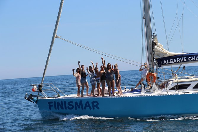 Yatch FINISMAR: Beach BBQ, Albufeira, PORTUGAL
