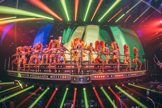 Coco Bongo Playa Del Carmen Gold Member VIP Night Out by After Dark, Playa del Carmen, MEXICO