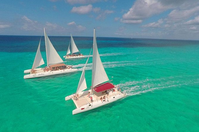 MÁS FOTOS, 12hrs Sightseeing Tours in Saona Catamaran with lunch