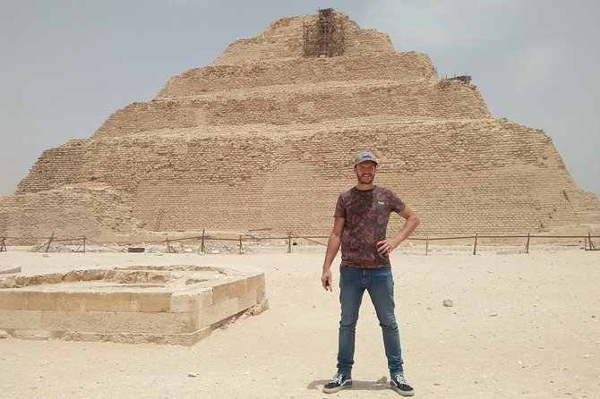 MAIS FOTOS, Saqqara Day Tour