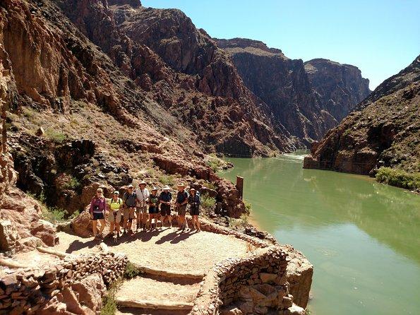 Grand Canyon Rim to River to Rim Hiking Tour, Flagstaff, AZ, ESTADOS UNIDOS