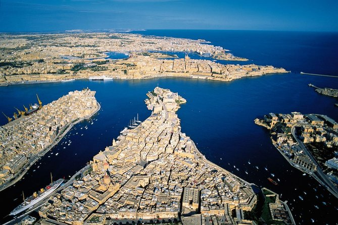 Grand Harbour & Marsamxett harbour cruise guided tour including transport, ,
