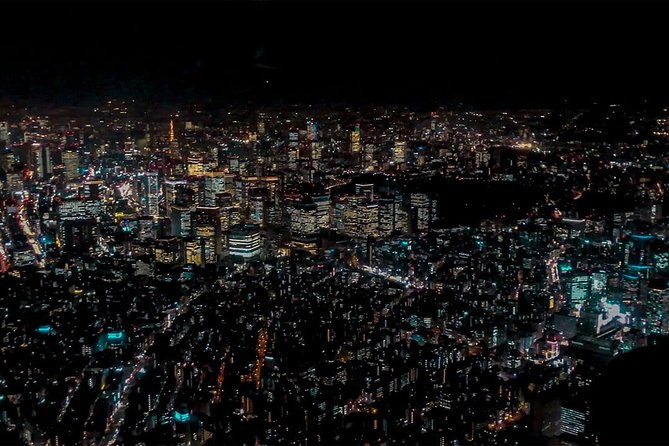 This 33 minute helicopter tour is great for spending a luxurious night with your significant other and the stunning Tokyo skyline. Great for anniversaries, and an exciting way to spice up your romantic getaway.