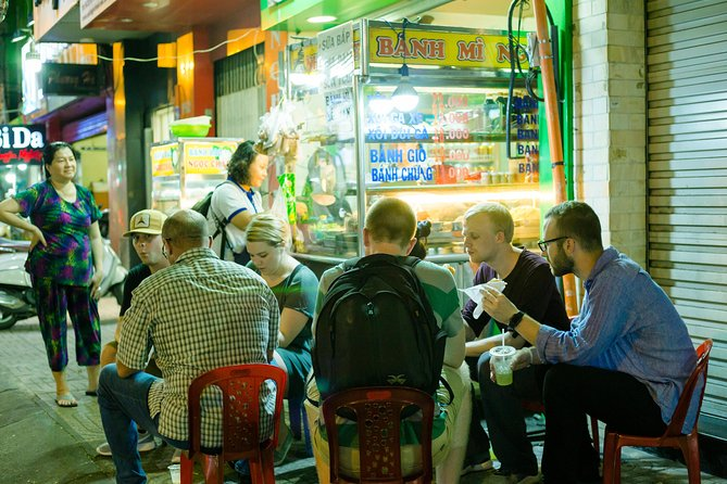 Private Street Food Evening Walking Tour in Ho Chi Minh City, Ho Chi Minh, VIETNAM