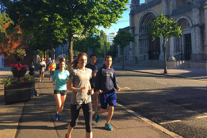 Sightseeing Running Tour of Belfast, Belfast, Ireland