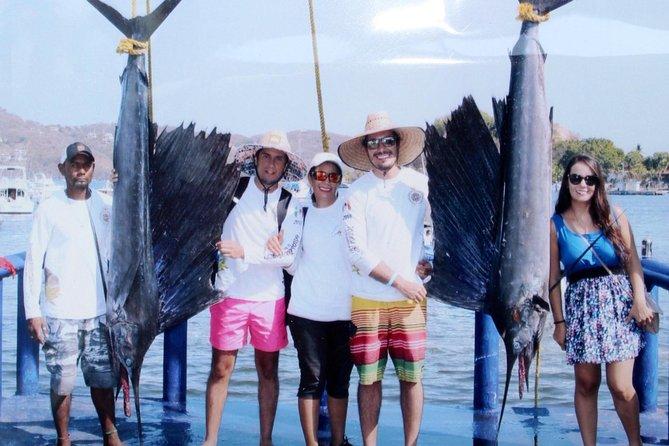Fishing Guide, Ixtapa, MEXICO
