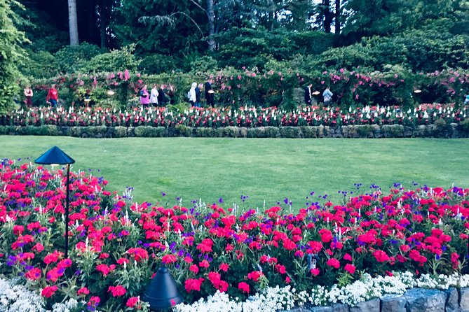 Private Small Group Tour of Victoria & Butchart Gardens, Victoria, CANADA