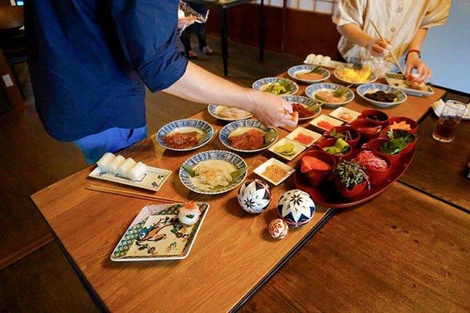 Sushi-Making Experience! IN KANAZAWA, Kanazawa, JAPAN