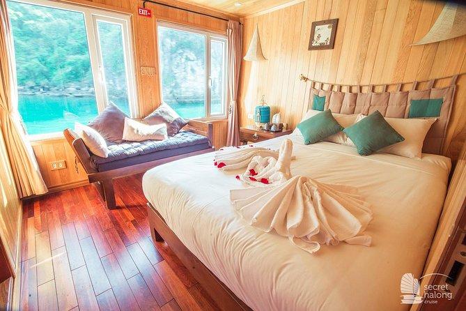 Secret Halong Cruise - The responsible excursion in Halong bay, Halong Bay, VIETNAM