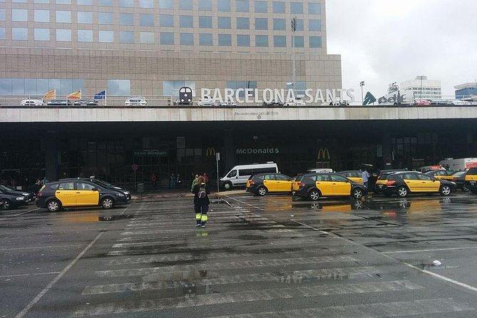 Traslado desde Barcelona al Aeropuerto de Girona, Girona, ESPAÑA