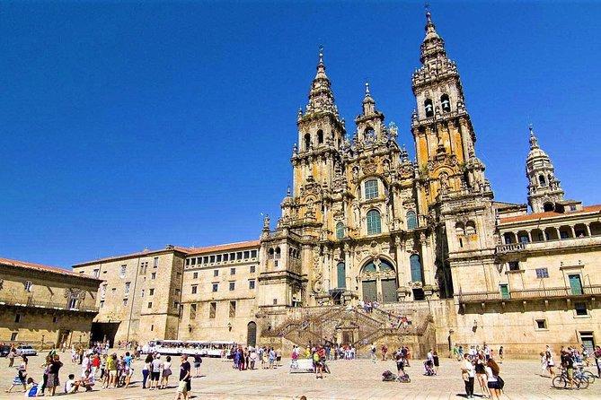 Santiago De Compostela & Valença Do Minho Tour 1 Dia, Santiago de Compostela, ESPAÑA