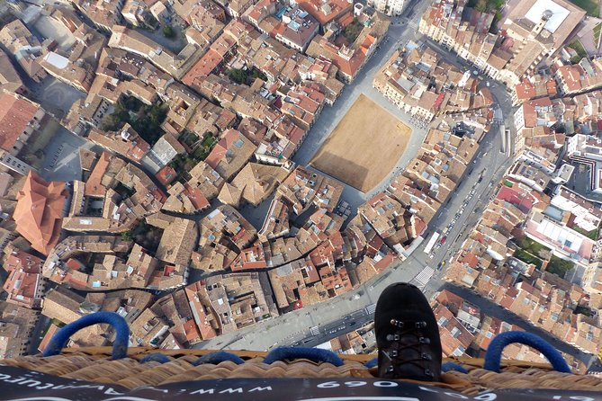 Barcelona Hot-air Balloon Experience with a rich Catalonian breakfast, Barcelona, Spain