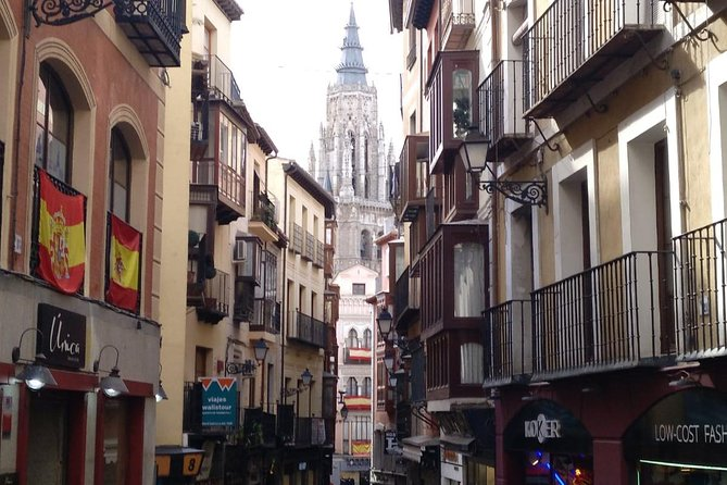Toledo and Segovia Private Tour with Pick-up from Madrid, Madrid, ESPAÑA