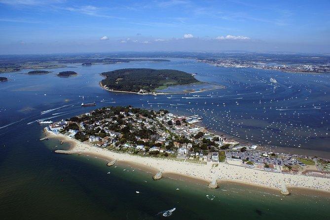 Crucero por el Puerto de Poole y la isla desde Poole, Poole, INGLATERRA