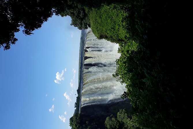 Victoria Falls Guided Tour Zambia, Livingstone, ZIMBABUE