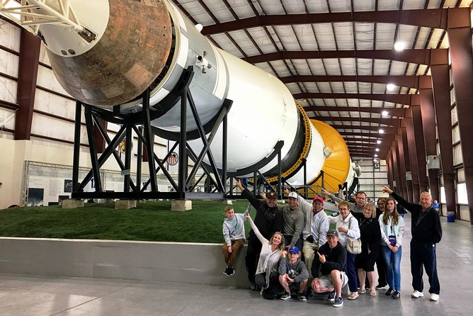 MÁS FOTOS, Group Tour of the Space Center Houston Guided by a Real Rocket Scientist
