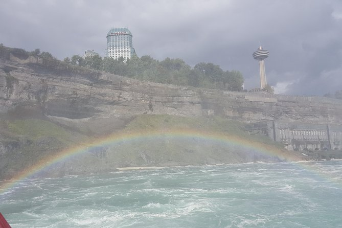 Niagara Falls Full Day Air Tour, Boat and Land Tour, Winery Tasting from Niagara, Cataratas del Niagara, CANADA
