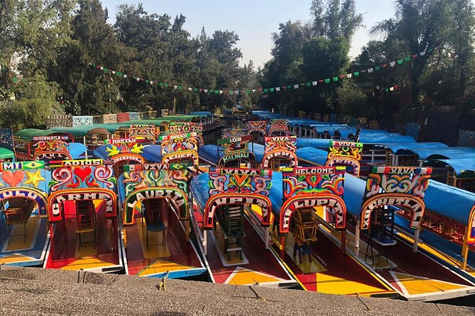 MORE PHOTOS, Private Tour Xochimilco/Coyoacan/ Museo Frida Kahlo/ Anahuacalli Museum