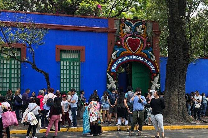 Private Tour Xochimilco/Coyoacan/ Museo Frida Kahlo/ Anahuacalli Museum, Ciudad de Mexico, MÉXICO