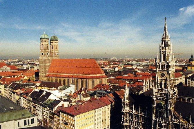 Private Transfer: Munich to Munich International Airport (MUC), Munique, Alemanha