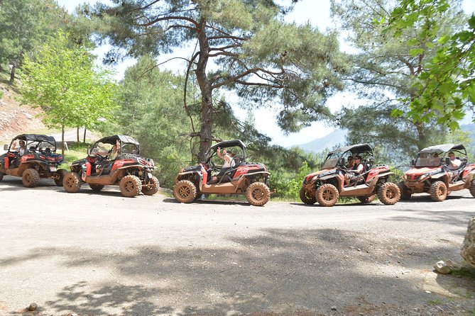 Buggy Off-Road Safari, Fethiye, TURQUIA