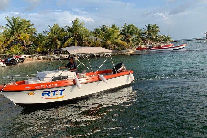 Roatán por tierra y mar, Roatan, HONDURAS