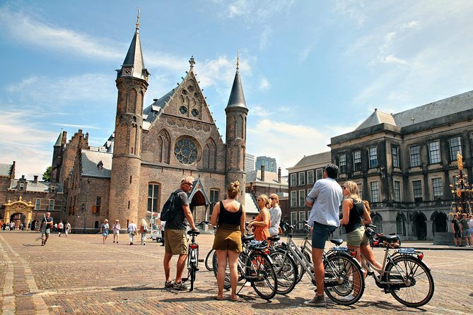 The Hague Highlight Bike Tour, The Hague, HOLLAND