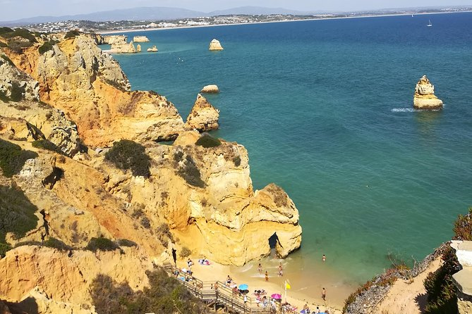 ALGARVE from Lisbon PRIVATE Tour - Lagos, Benagil and Marinha beach, Lagos, PORTUGAL