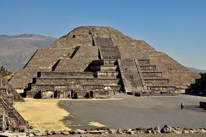 Guadalupe Shrine And Teotihuacan Pyramids Tour, Ciudad de Mexico, MÉXICO